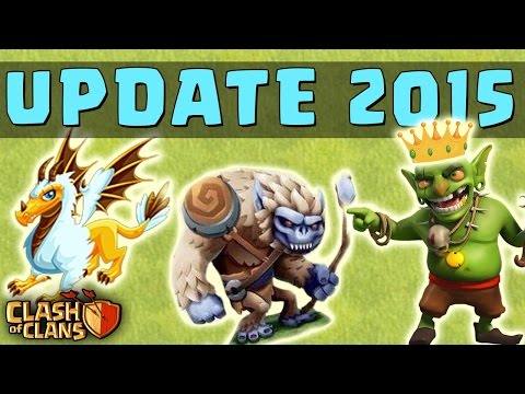 UPDATE CLASH OF CLANS TH11?,NEWHERO?,NEW DONATION SPELL??