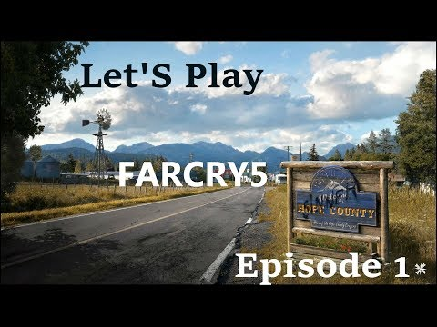 Last Play Far Cry 5 Episode 1
