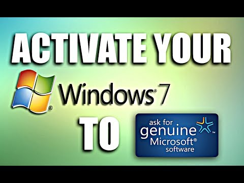 How To Make Windows 7 Genuine Working 2017