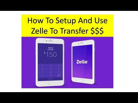 How To Setup And Use Zelle Pay To Send And Receive Money