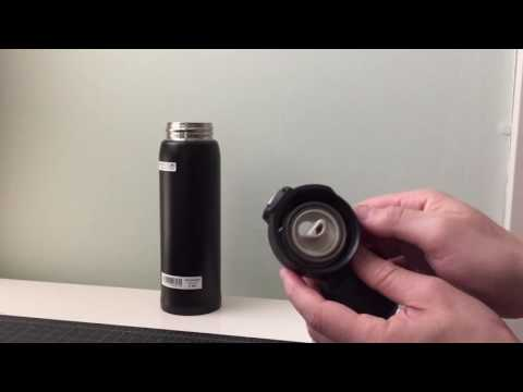Zojirushi coffee thermos review and temperature test