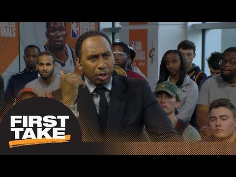 Stephen A. calls Kevin Durant 'clueless' for needing validation as free agent | First Take | ESPN