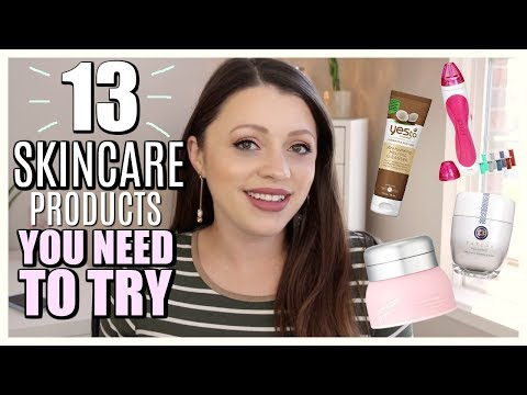 Top 13 Skincare Products | Drugstore & High End