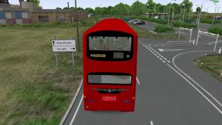 Omsi 2 showing off my volvo eclipes buses!!!