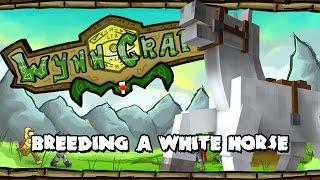 Wynncraft - Breeding A White Horse