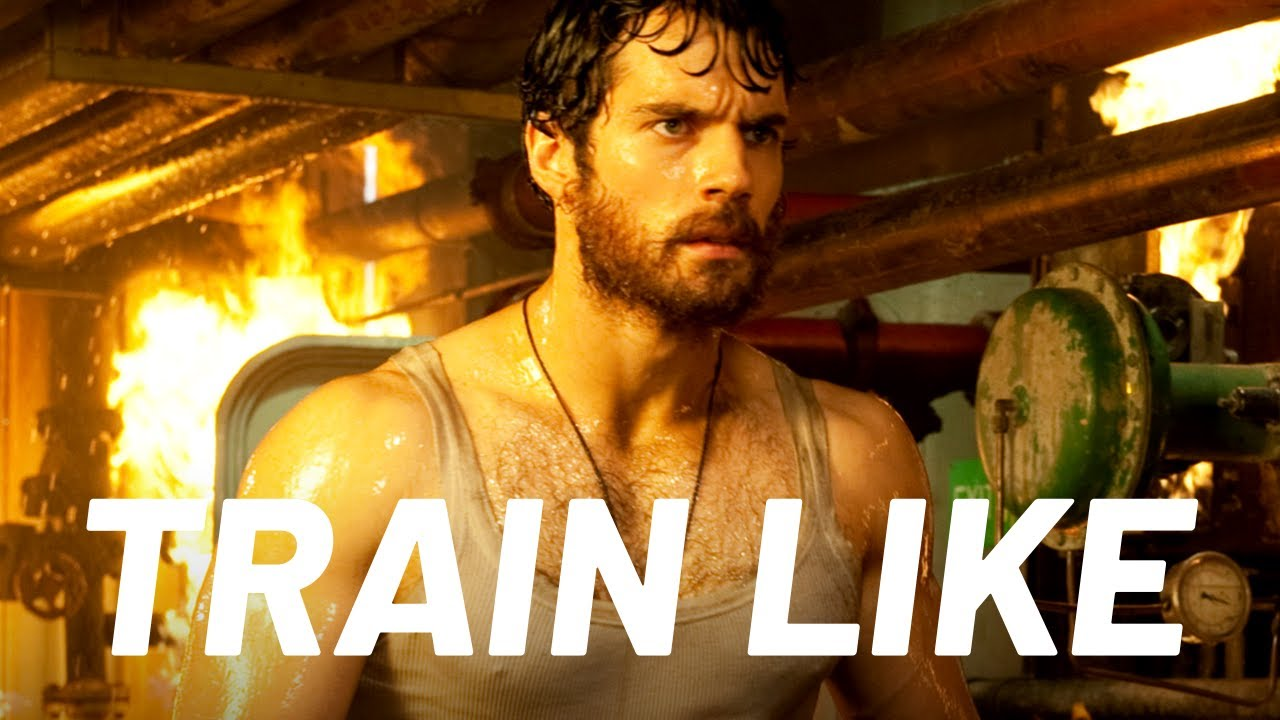 Henry Cavill Explains His 'Witcher' Arm and Leg Workout | Train Like a Celebrity | Men's Health