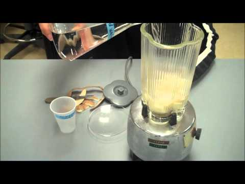 How to prepare Catalase from Potato