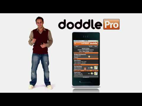 Doddle Pro Offers Digital Call Sheets - Coming Late April 2010