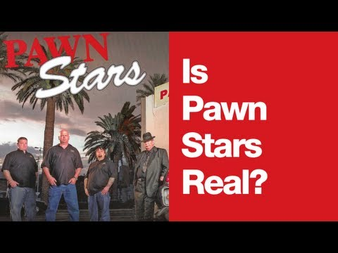 Is Pawn Stars Real?