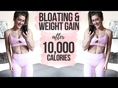 GAINING FAT AFTER A CHEAT DAY    BLOATING, PHYSIQUE & ANXIETY