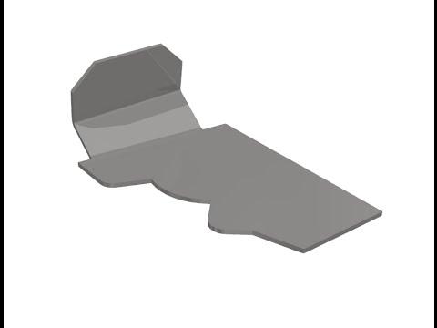 Inventor Sheet Metal Corner Seam Tip