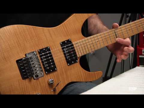 ESP Guitars: Adjusting Intonation on a Floyd Rose-Equipped Guitar