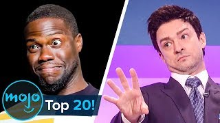 Download Top 20 Hilarious Impressions Done by Celebrities Video