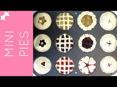 How To Make Easy Miniature Pies in a Cupcake Pan // Lindsay Ann Bakes
