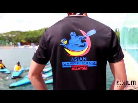 18th Asian Canoe Polo Championships 2017 Malaysia - Review
