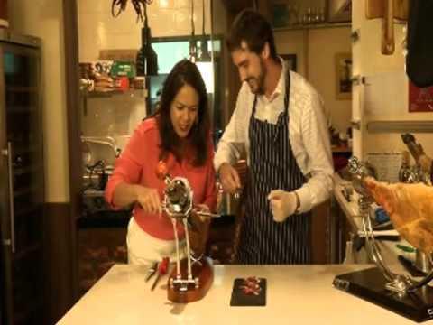 Annalisa Burgos food correspondent montage