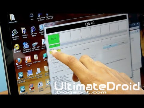 How to Root Any Samsung Galaxy S3! [AT&T/T-Mobile/Verizon/Sprint/SGH-T999D/GT-i9300]