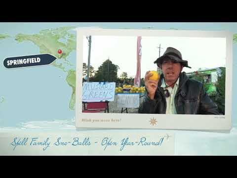 Louisiana Sno-Ball Stand, Cirque Du Lemonade by Steve Spell II