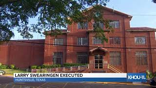 Larry Swearingen executed for Melissa Trotter's murder