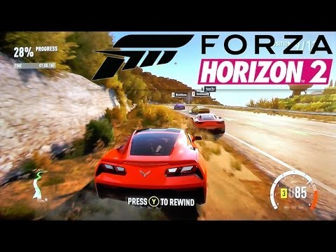 Let's Play Forza Horizon 2 on Xbox One (1 of 2)