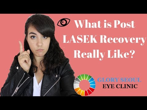 What is Post LASEK Recovery Really Like?
