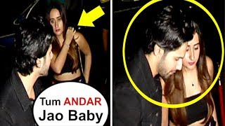 Varun Dhawan & GF Natasha Dalal IGNORE Photographer After Their ROWDY Commnets