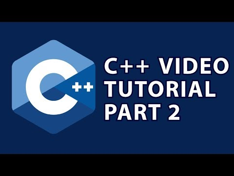 C++ Tutorial 2 : Conditionals, Arrays, Vectors, Strings, Loops