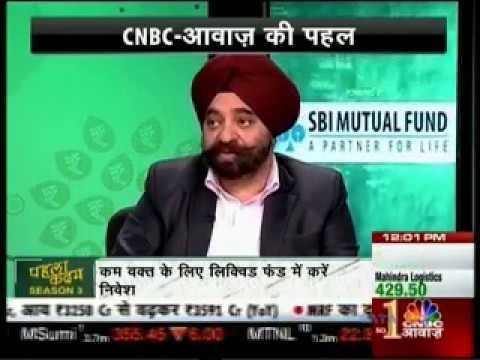 D. P. Singh - ED & CMO SBI Mutual Fund on CNBC Awaaz Pehla Kadam Season 3 - 11th November, 2017