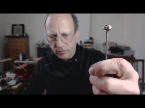 Making a clutch cable nipple