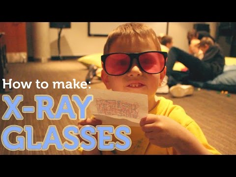 How to make X-Ray Glasses