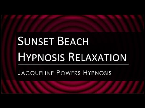 Sunset Beach Relaxation Hypnosis