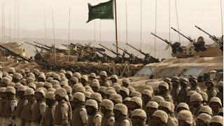 Kekuatan Militer Arab Saudi
