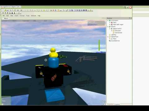 Roblox tutorial how to fly a plane(Basics)