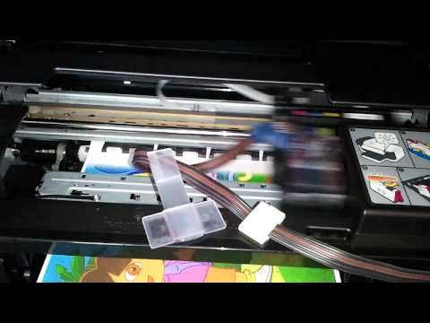 HP Officejet 6500a Plus With CISS