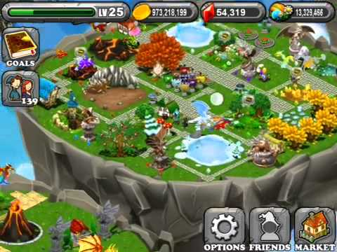 How to get free gems/treats/coins on dragonvale JAILBROKEN