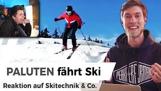 Skilehrer reagiert auf