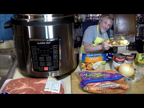Big Pot Roast Meal 14 Qt  Pressure Cooker