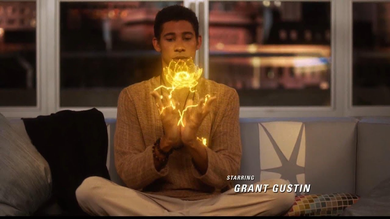 The Flash 6x14 Wally shows his new abilities