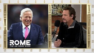Robert Kraft CHARGED With Soliciting Prostitutes | The Jim Rome Show