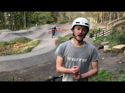 How To Ride Pump Track Berms