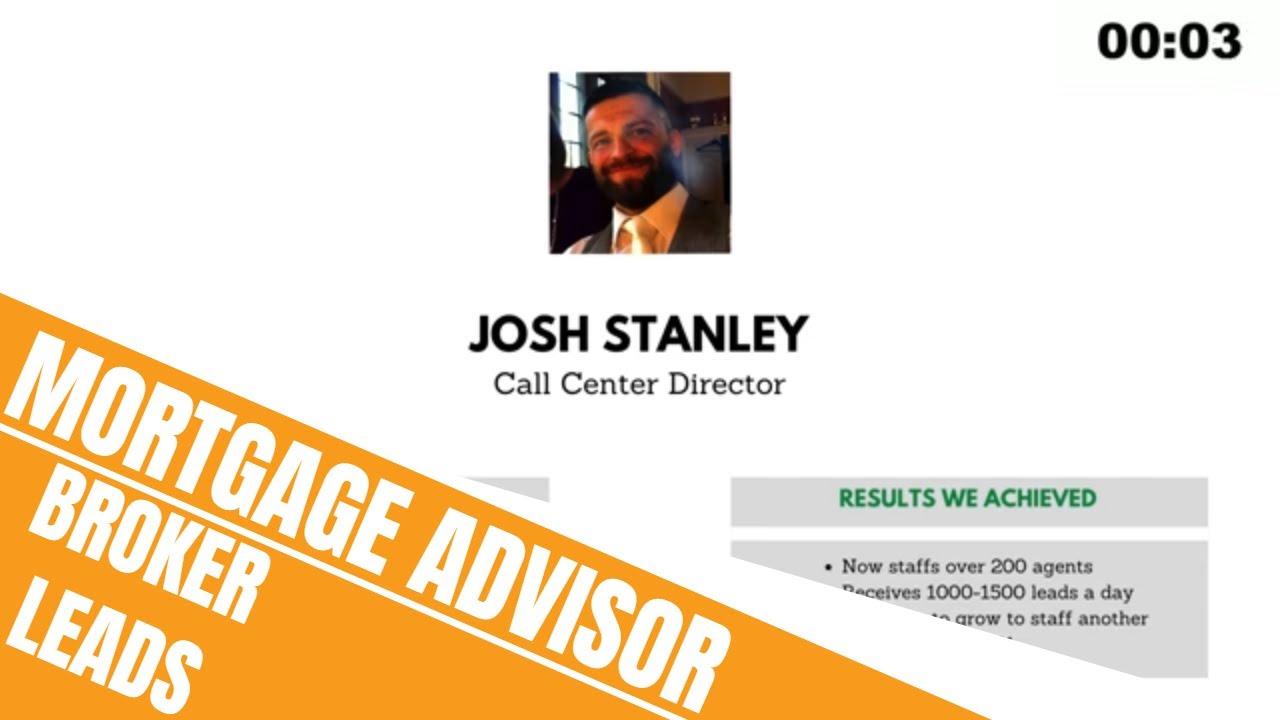 Mortgage Advisor Broker Leads | FatRank Explains