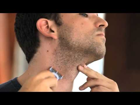 Men's Grooming: Taming the Neck Beard