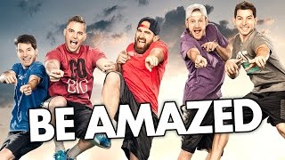 YOU WILL BE AMAZED Ft. Dude Perfect