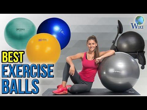 10 Best Exercise Balls 2017