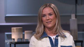 """Marie Serneholt debuterar som barnboksförfattare - """"Väldigt roligt bokproje… - Malou Efter tio (TV4)"""