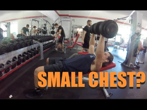 How to fix your lagging Chest & Calves