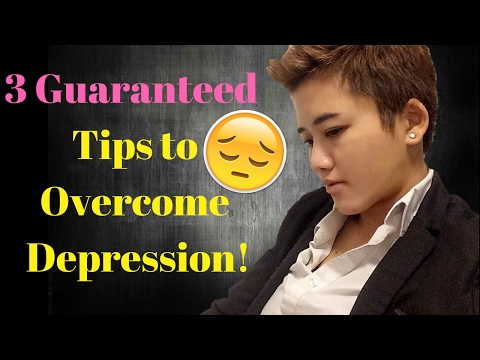 HOW TO OVERCOME DEPRESSION AND SUICIDAL THOUGHTS | Karen Motivation EP. 5