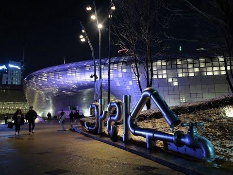 Seoul 2016 Travel Diary Pt. 2  | Myeongdong, Dongdaemun, DDP