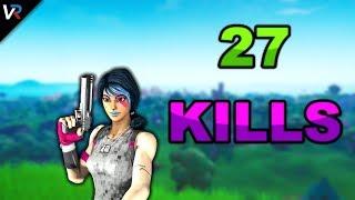 27 Kill Solo Squad - Viar Nate