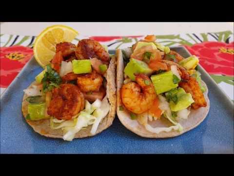 Shrimp tacos! ♥ #FMD